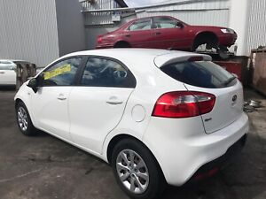 Wrecking Kia Rio UB 2012 , parts and panel for sell West Footscray Maribyrnong Area Preview