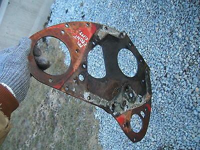 Farmall M Mv Early Sm Gas Tractor Engine Motor Ih Ihc Front Motor Mount Bracket