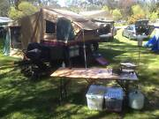 Custom 4x4 camper trailer ...... YES! Mentone Kingston Area Preview