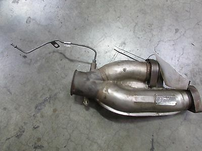 Lamborghini Murcielago, RH, Right Intermediate, Exhaust Pipe, Used, 07M133776