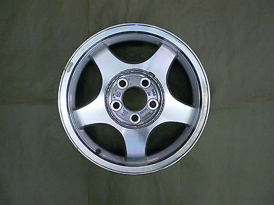 "2000-2007 Chevy Impala/Monte Carlo 16"" B-Grade Wheel Hollander #5082"