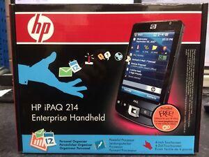 HP iPAQ 214 Enterprise Handheld Windows Mobile 6 Classic 4.0