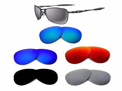 Galaxy Replacement Lenses For Oakley Crosshair 1.0 Sunglasses Multi (Crosshair Oakley Sunglasses)