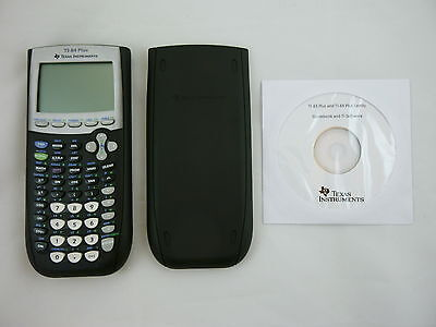 TI-84 Plus Graphing Calculator Texas Instruments TI84 + Graphic