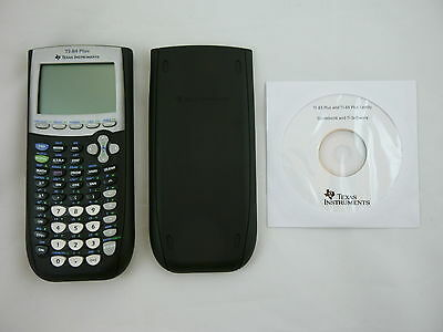 TI-84 Plus Graphic Calculator Texas Instruments TI84 + Graphing