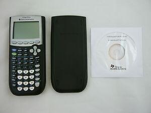 TI-84 Plus Graphing Calculator Texas Instruments TI84 + Graphic