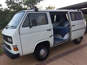 VW T3 NO REGO, possible head gasket gone  Pitt Town Hawkesbury Area Preview