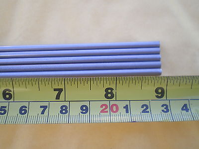 3 Pcs. Stainless Steel Round Rod 304 532 .156 4mm. X 9 Long