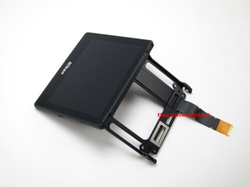 New LCD Screen Display Hinge Cable Flip Bracket Assy Parts For Nikon D7500