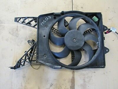 1 3 Ps Elektromotor (Elektromotor Kühlerlüfter 466119570  M13002800 Opel Corsa D 1.3 CDTI 70KW 95PS)