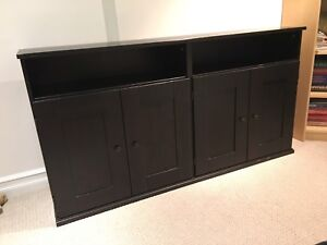 Ikea Walnut Credenza : Ikea credenza kijiji in ontario buy sell save with