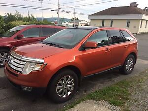 Ford Edge 2007 Sel Plus AWD