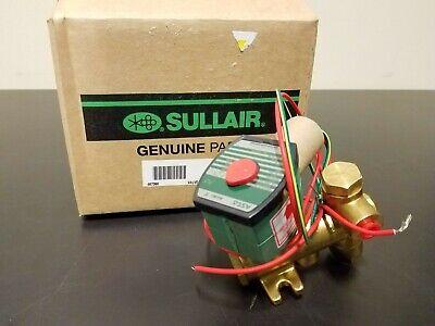 Sullair Air Compressor Oem 3 Way Solenoid Valve - 407390 - New