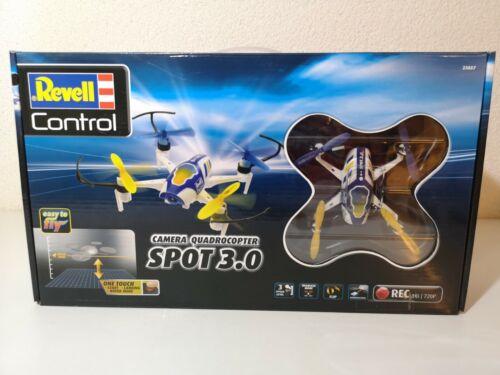 Revell Control Rc HD Kamera Quadrocopter Spot 3.0 Rc Drohne 4 Kanal 23857 OVP