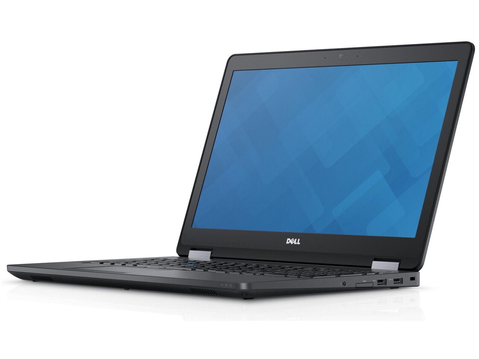 """Laptop Windows - Dell Latitude E5570 i5 6300u 2.40Ghz 8Gb Ram 256Gb SSD 15.6"""" FHD Win 10 Pro"""