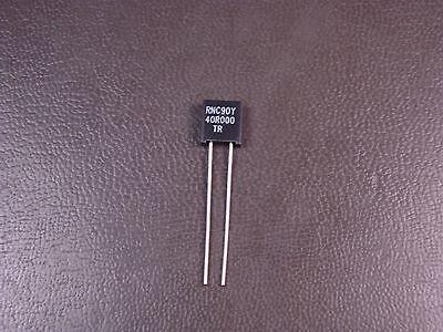 Rnc90y40r000tr Vishay Metal Foil Resistor 40 Ohm 600mw 35w 0.01 Radial Nos