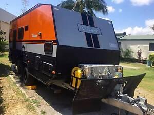 2015 Family Van Cruiser Caravan Wulguru Townsville City Preview
