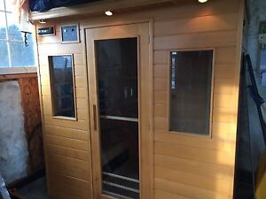 4 person INFRA-RED Sauna