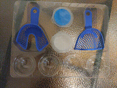 Dental Impression Kit Putty Mold For Teeth