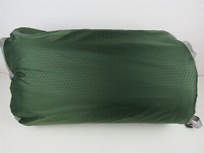 Exped MegaMat Duo 10 Self-Inflating Sleeping Pad-Medium Green