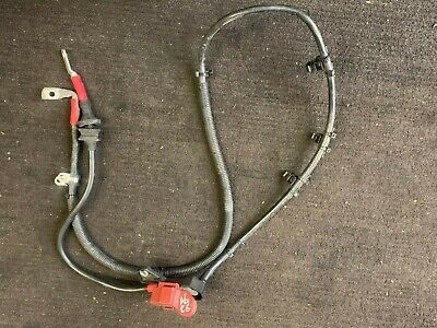 AUDI A6 C6 4F 2004-2011 POSITIVE BATTERY TERMINAL CABLE WIRE LEAD LOOM 4F0911075