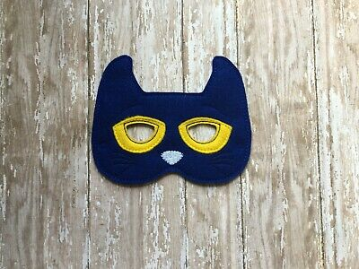 Cool Masquerade Masks (One Cool Pete The  Cat Mask)