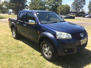 2011 Great Wall V240 Ute Adamstown Newcastle Area Preview