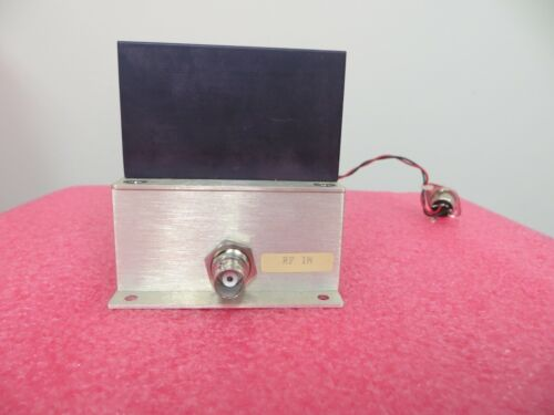 ISOMET RFA 1108 RF Amplifier (RFA-1108)  10-150MHz, 40dB Gain, 8.0W Psat