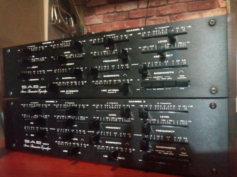 Sae 180 Scientific Électronics Inc lot de 2