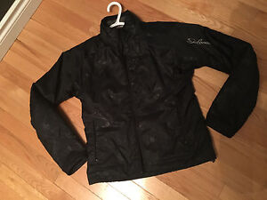 Solomon primaloft insulated jacket coat small