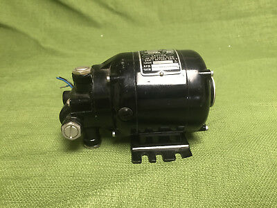 Bodine Electric Company Speed Reduced Motor