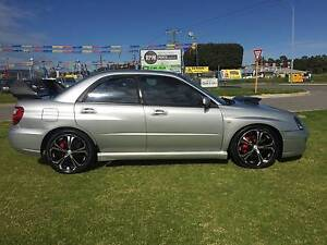 2004 Subaru Impreza WRX Manual  **IMMACULATE **** Maddington Gosnells Area Preview