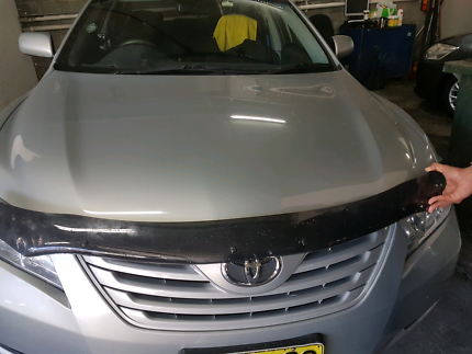 Camry bonut protection cover