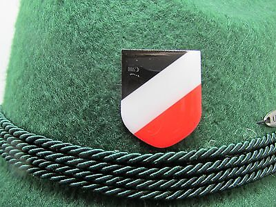 Old German Flag Oktoberfest/Military Hat Pin