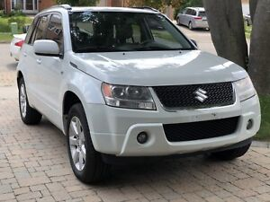 2010 SUZUKI Grand Vitara V6 JLX 4WD Low KM