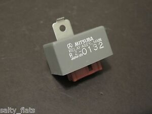 RZ-0132 Main Relay 92-95 EG Honda Civic 94-01 Acura Integra 94-97 Del Sol OEM