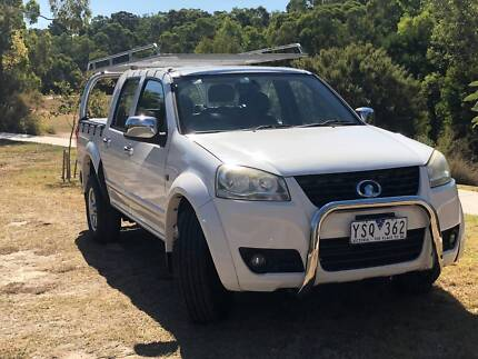 Great Wall V240 4x4 Double cab ute