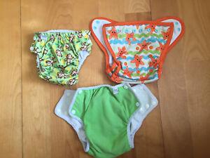 Couches de piscine - Pool diaper