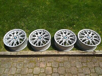 "🏁(4) OEM BMW Style 42 wheels - E46 E36 Z3 - 36111095058 - 16"" x 7 et+46 330i 🏁"