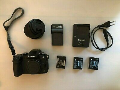 G80 Digitalkamera 16 Mpix plus Zubehörpaket (Dmc Zubehör)