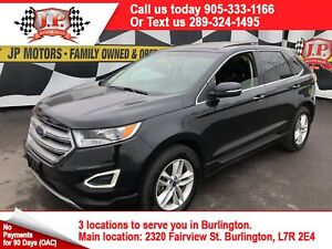 2015 Ford Edge SEL, Automatic, Navigation, Leather, AWD