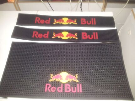 Redbull bar mats Pialba Fraser Coast Preview