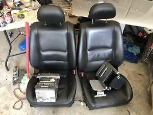 Black leather interior for g35 sedan / Nissan Maxima