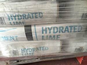 Hydrated Lime - Half a pallet for $6 per bag Bells Creek Caloundra Area Preview
