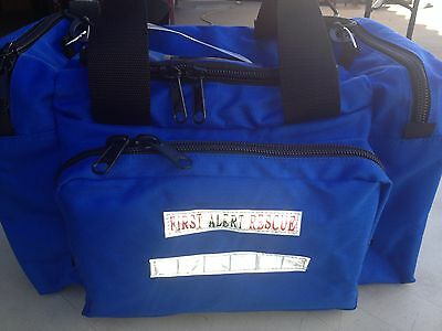 Emt Ems Medical First Aid First Alert Medic Trauma Bandage Paramedic Bag W Sling