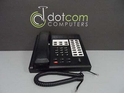 Comdial Unisyn 1122x-fb Black 22 Button Speaker Phone Older Legacy