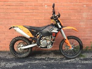 2009 KTM EXC 530 for sale