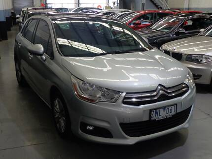 2012 Citroen C4 e-HDI Seduction Auto Hatchback Alphington Darebin Area Preview