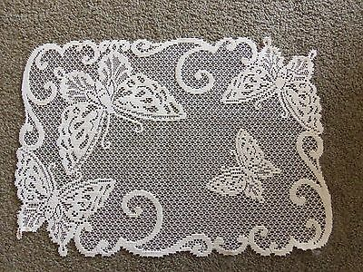 Таблица Runners New White lace Butterfly