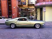 1969 Ford Mustang Mach 1 Manly Manly Area Preview